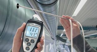 Проверка эффективности систем вентиляции